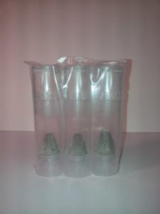 3 Pack Clear Catch Tube For Bugzooka-0